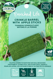 Enriched Life - Crinkle Barrel with Apple Sticks