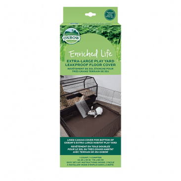 Enriched Life - Leakproof Play Yard Floor Cover (XL)