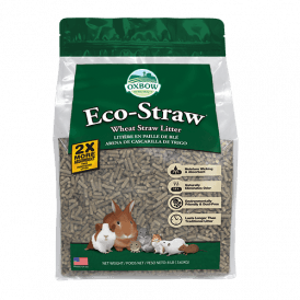 Eco-Straw Litter