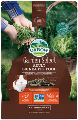 Garden Select Adult Guinea Pig Food