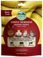 Simple Rewards Banana Treats