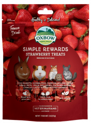Simple Rewards Strawberry Treats