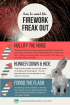 How to Avoid the Firework Freak Out