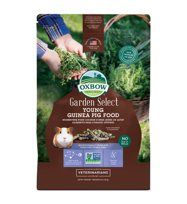 Garden Select Young Guinea Pig Food