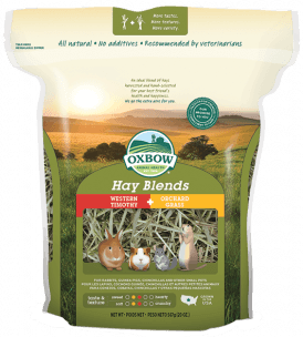 Hay Blends - Western Timothy & Orchard Grass