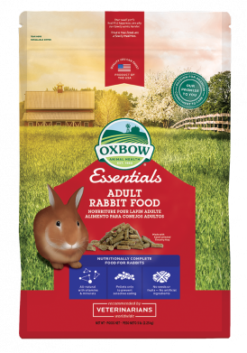 Essentials - Adult Rabbit Food