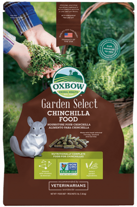 Garden Select Chinchilla Food