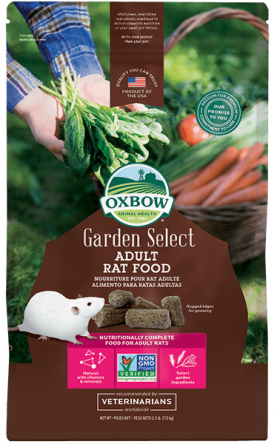Garden Select Adult Rat Food