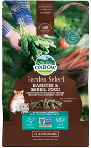 Garden Select Hamster & Gerbil Food