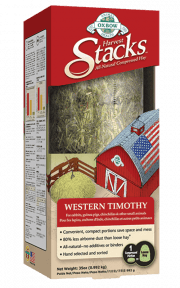Harvest Stacks - Western Timothy