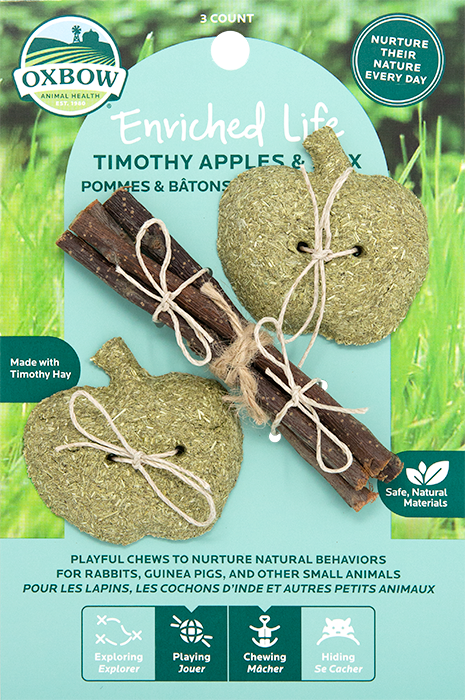 Enriched Life - Timothy Apples & Stix