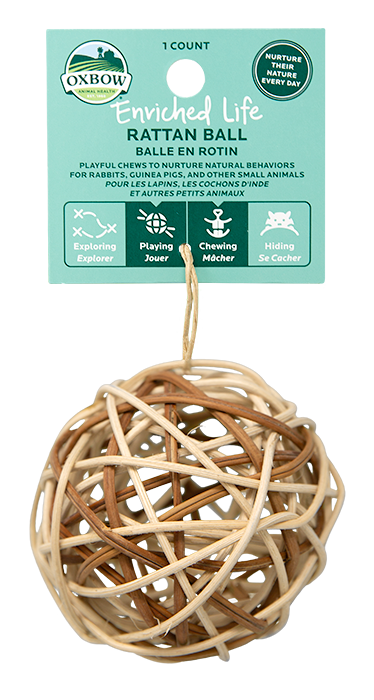 Enriched Life - Rattan Ball