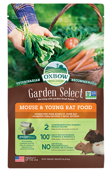 Garden Select Mouse & Young Rat Food