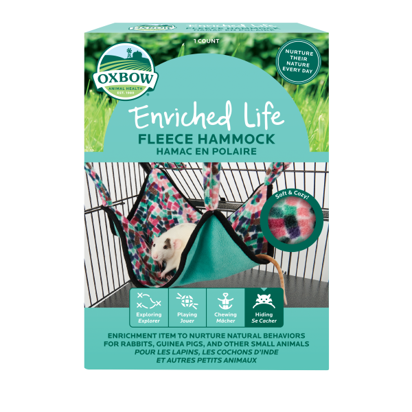 Enriched Life - Fleece Hammock