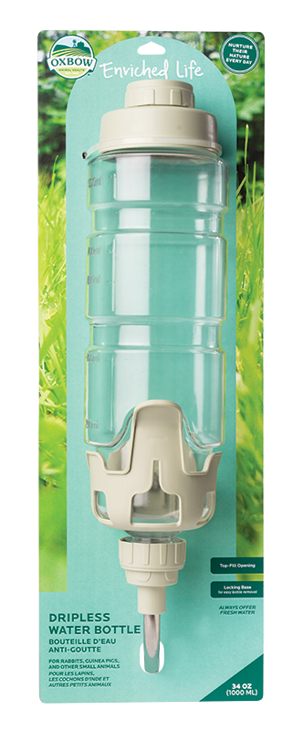 Enriched Life - Dripless Water Bottle - Large (34 oz)