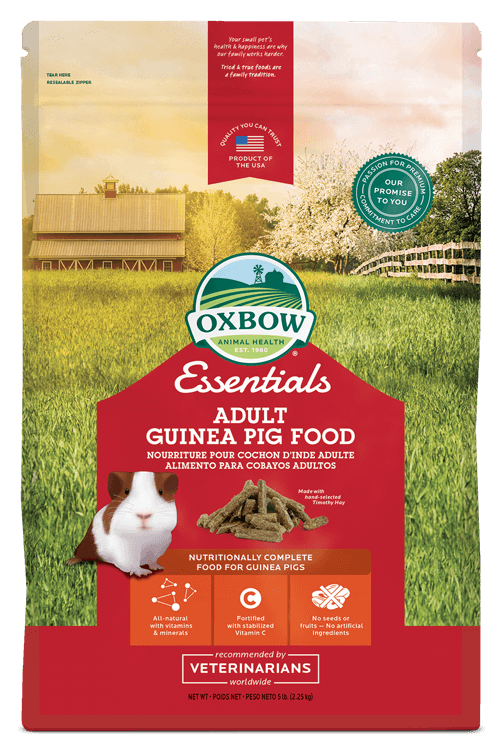 Essentials - Adult Guinea Pig Food