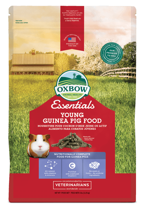 Essentials - Young Guinea Pig Food