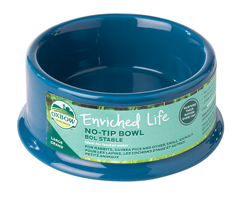 Enriched Life - No-Tip Bowl (Large)