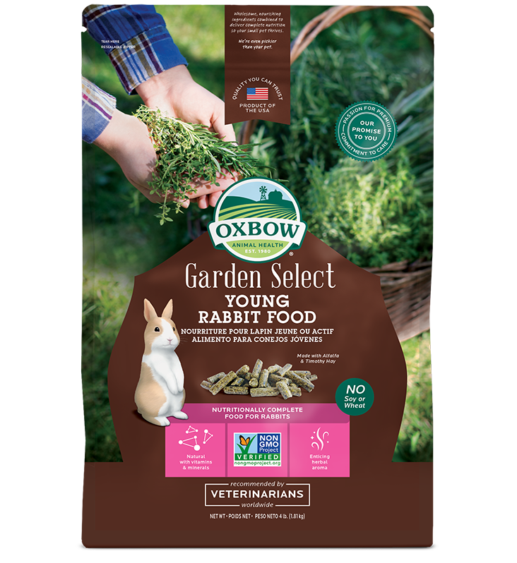 Garden Select Young Rabbit Food