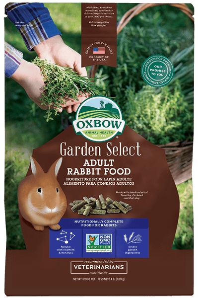 Garden Select Adult Rabbit Food