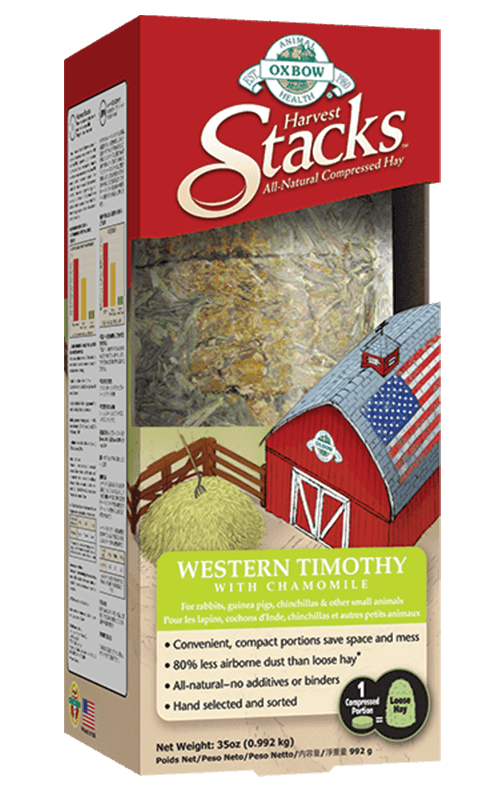 Harvest Stacks - Western Timothy with Chamomile